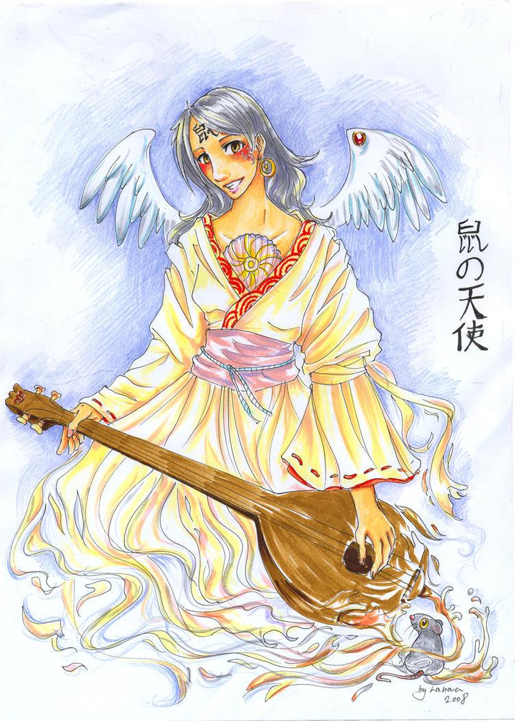 Nezumi no Tenshi by Teiyla