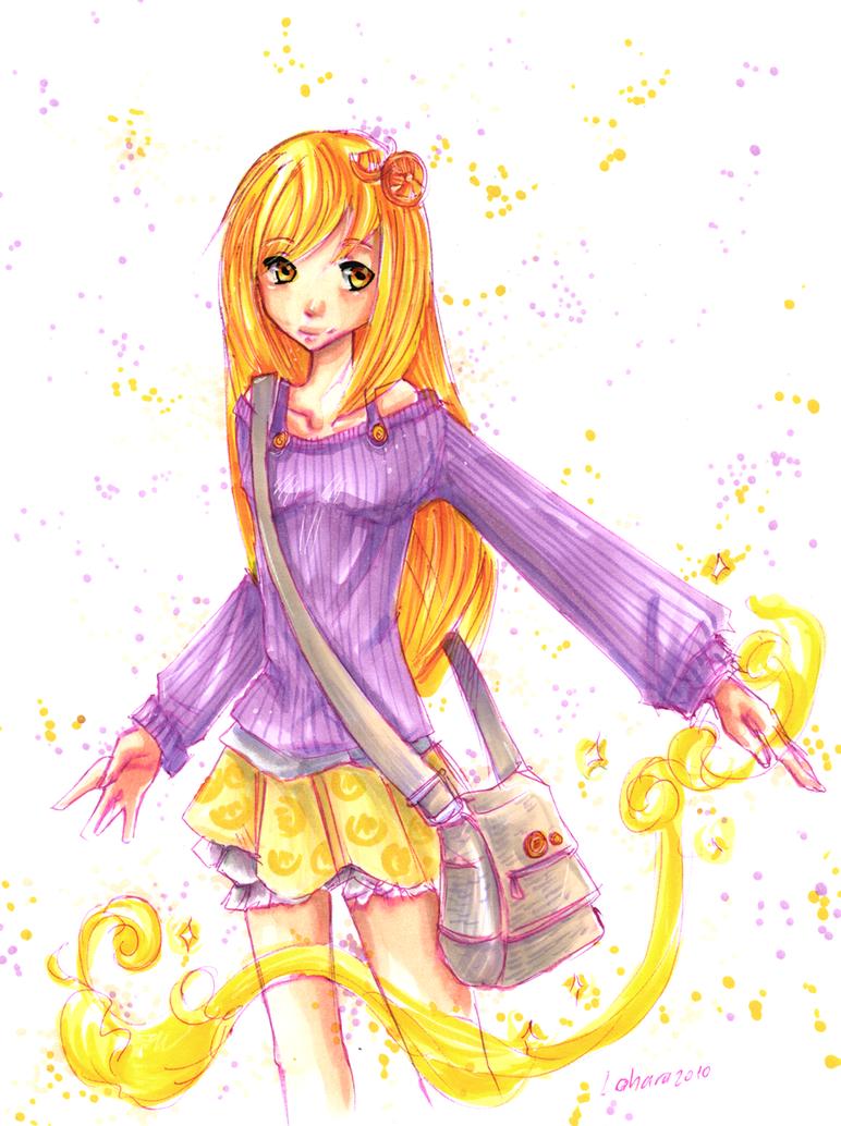 Lemon Magic by Teiyla