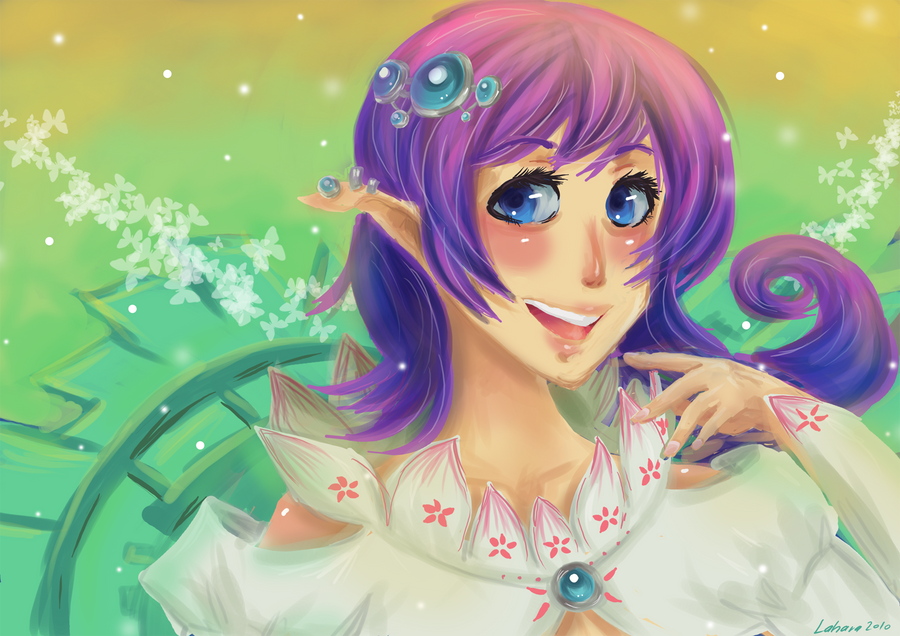 smile to the World by Teiyla