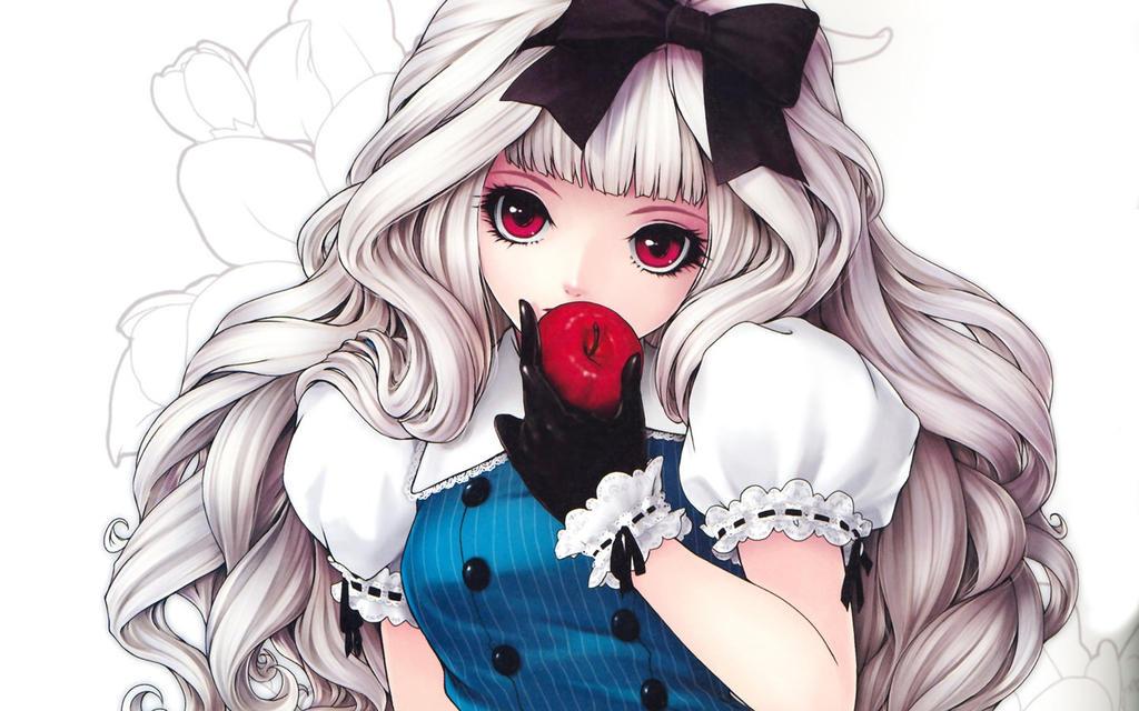 Anime girl hot