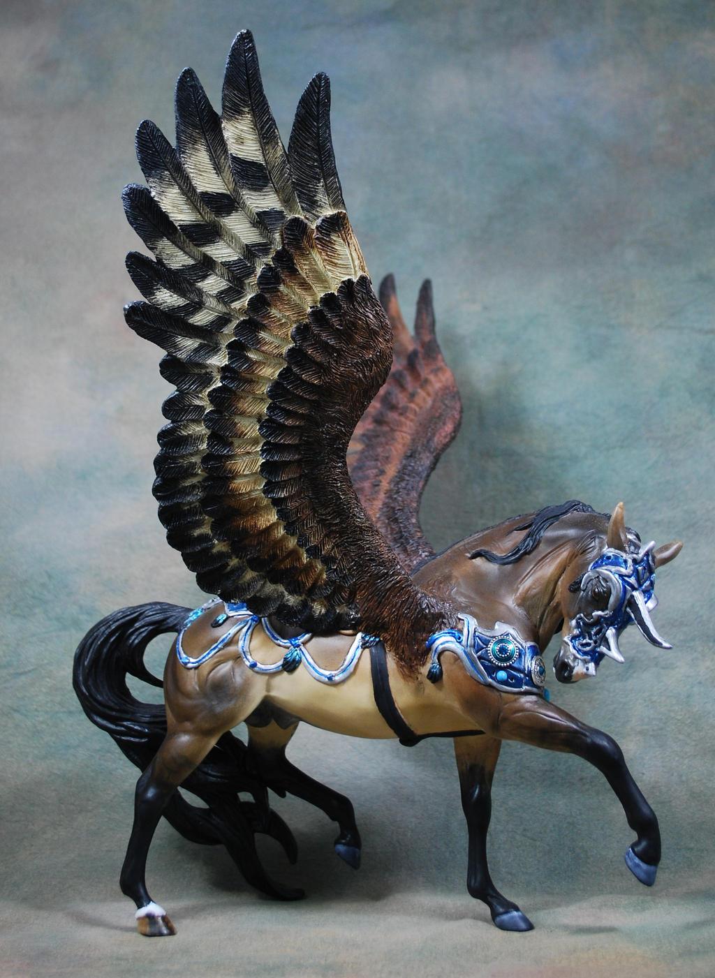 armor Pegasus by FriesianFury