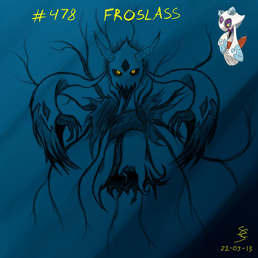 Froslass by Phandenstein on DeviantArt