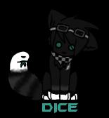 Dice Doll by xMandakax