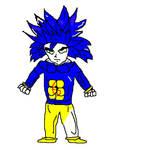 Super Saiyan 6 Goku