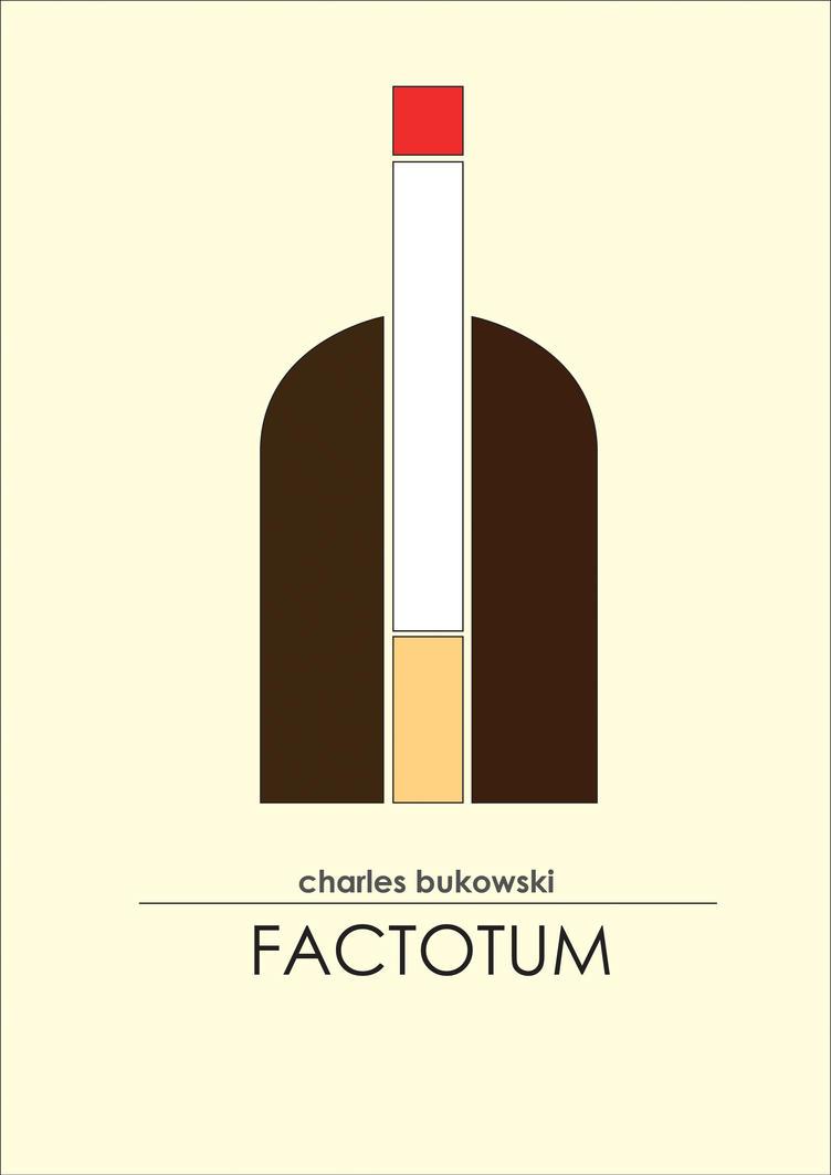 factotum - Charles bukowski by yurinkab