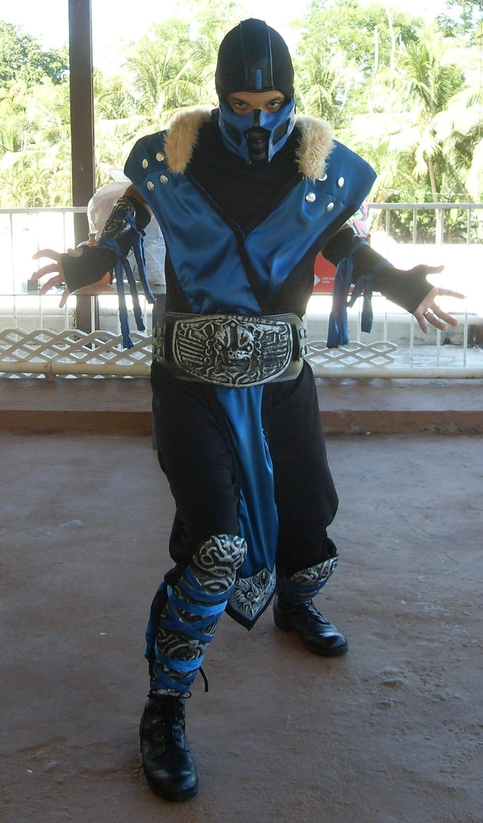 Subzero cosplay 2011 by jaydrivera on deviantart subzero cosplay 2011 by jaydrivera solutioingenieria Image collections