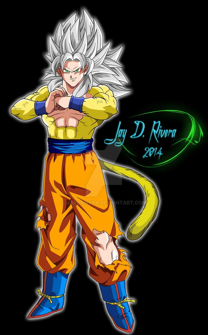 Goku SSJ5 - gbpusdchart com