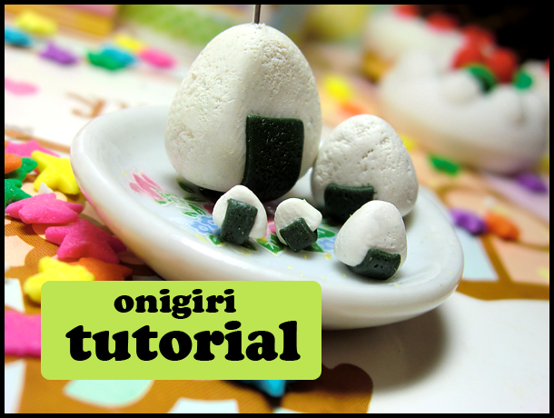 Onigiri Tutorial by GrandmaThunderpants