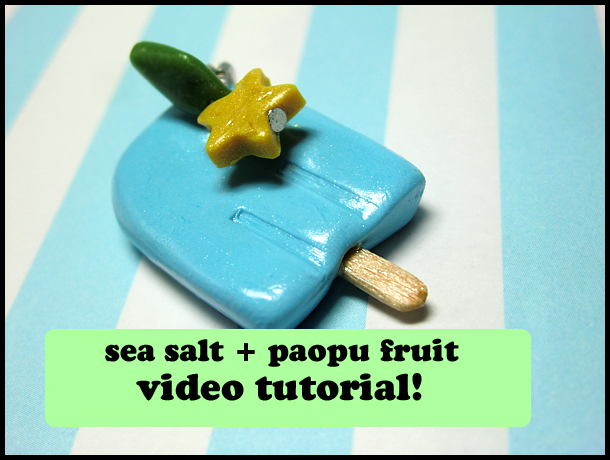 Paopu + Sea Salt TUTORIAL by GrandmaThunderpants