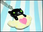 Cat Teapot Necklace