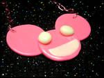 Mau5head Neon Glowing Necklace