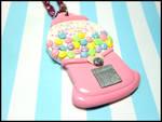 Gumball Machine Necklace by GrandmaThunderpants