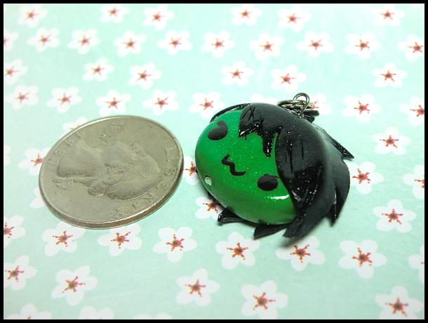 $5 Hulk Charm by GrandmaThunderpants