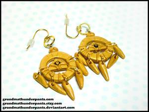 Millenium Ring Earrings