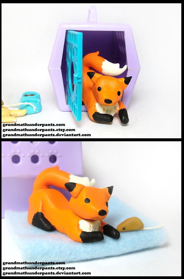Littlest pet shop custom fox by grandmathunderpants on deviantart - Grand petshop ...