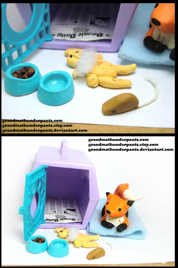 Littlest pet shop custom fox 2 by grandmathunderpants on deviantart - Grand petshop ...