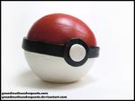Pokeball Figure