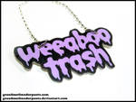 Weeaboo Trash by GrandmaThunderpants