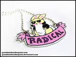 Radical Bun by GrandmaThunderpants