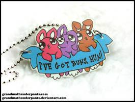 I've got buns, hun! by GrandmaThunderpants