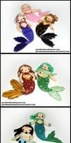 Gem Mermaids