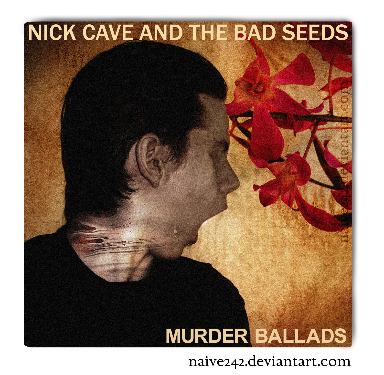 Nick Cave - Backside Of The Cave