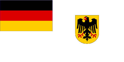 Sea Flag for German Service III by YulianEruannoNoldor