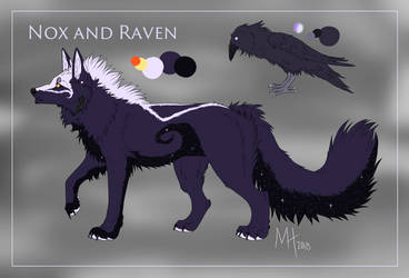 Nox, reference