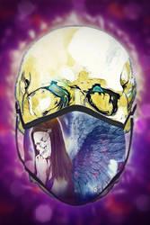 Smiley Skull 08 Mask