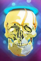 smiley skull 12 Halo