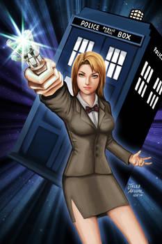 Doctor Who genderswap
