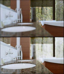 Bath 1b.. by DesteN