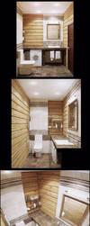 Bath 3.. by DesteN