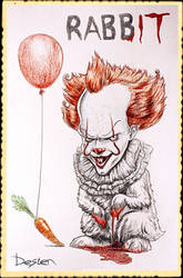 My Little Pennywise by DesteN