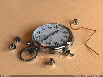 stop-watch by DesteN