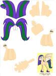mayjoyn papercraft part 1