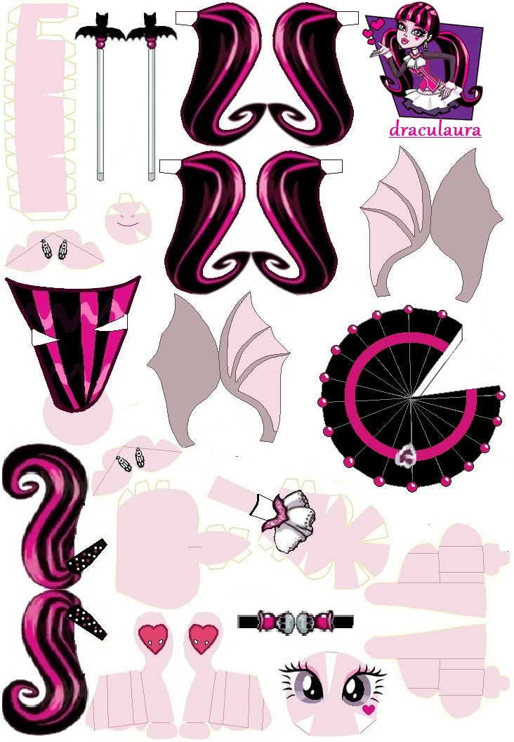 Draculaura By Dryroutetodevon On Deviantart