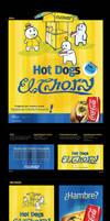 publicitario: panes Chory