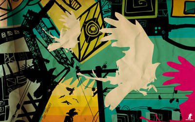2009 Standout wallpaper by Aguiluz