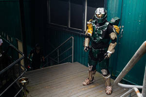 Halo Wars 2 Leon 011 cosplay