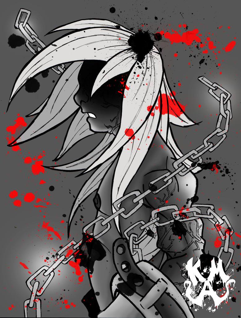 Arise Nastrodam by Kaz-MagicArts