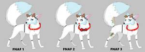 RainFox Ref Sheet (FNAF)