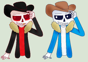 Cowboys by joshiepopop