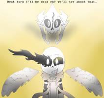 Angel On The Battlefield by joshiepopop