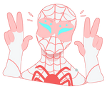[Spidersona] Peace by joshiepopop