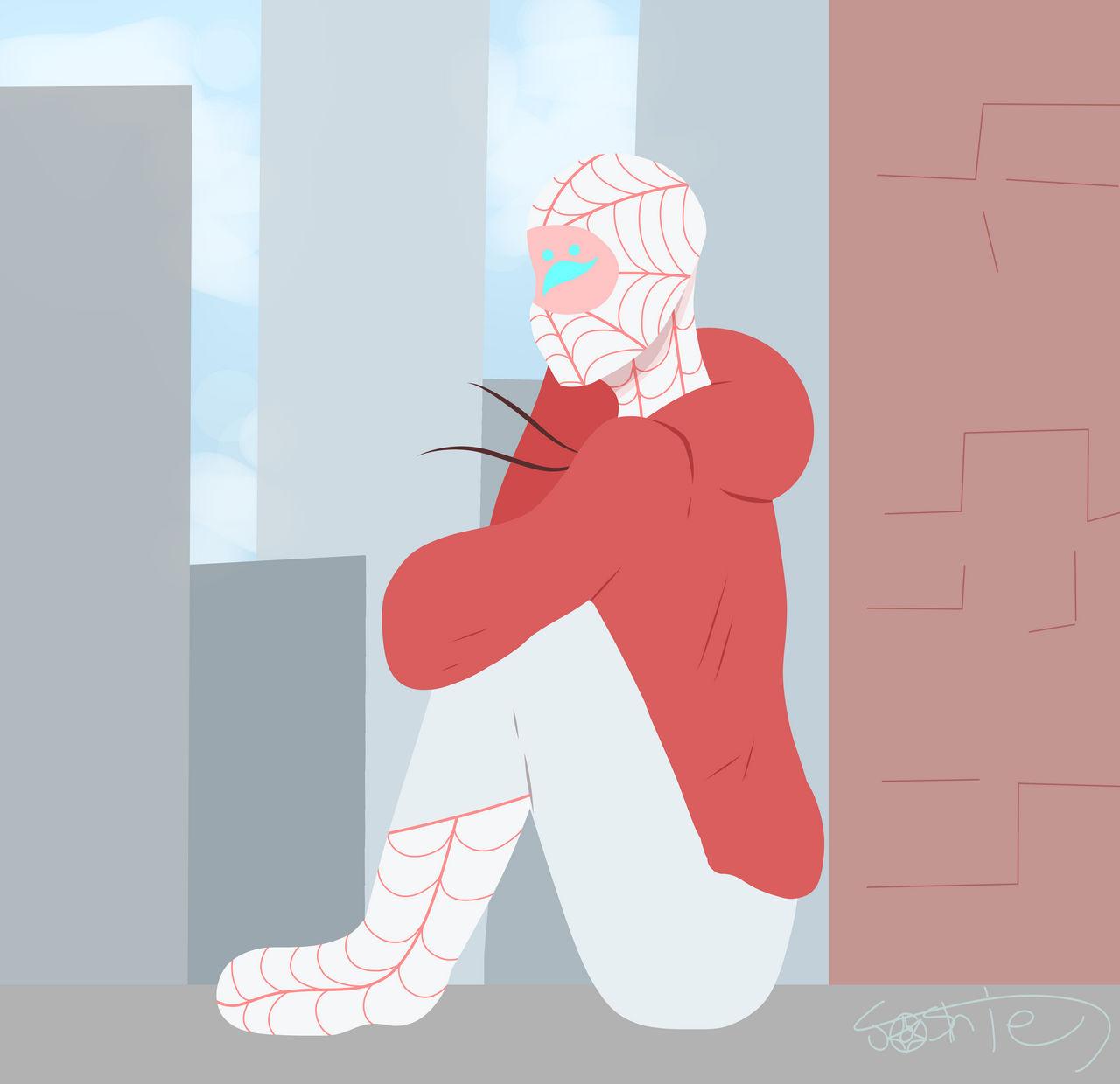 [Spidersona] City Sounds by joshiepopop