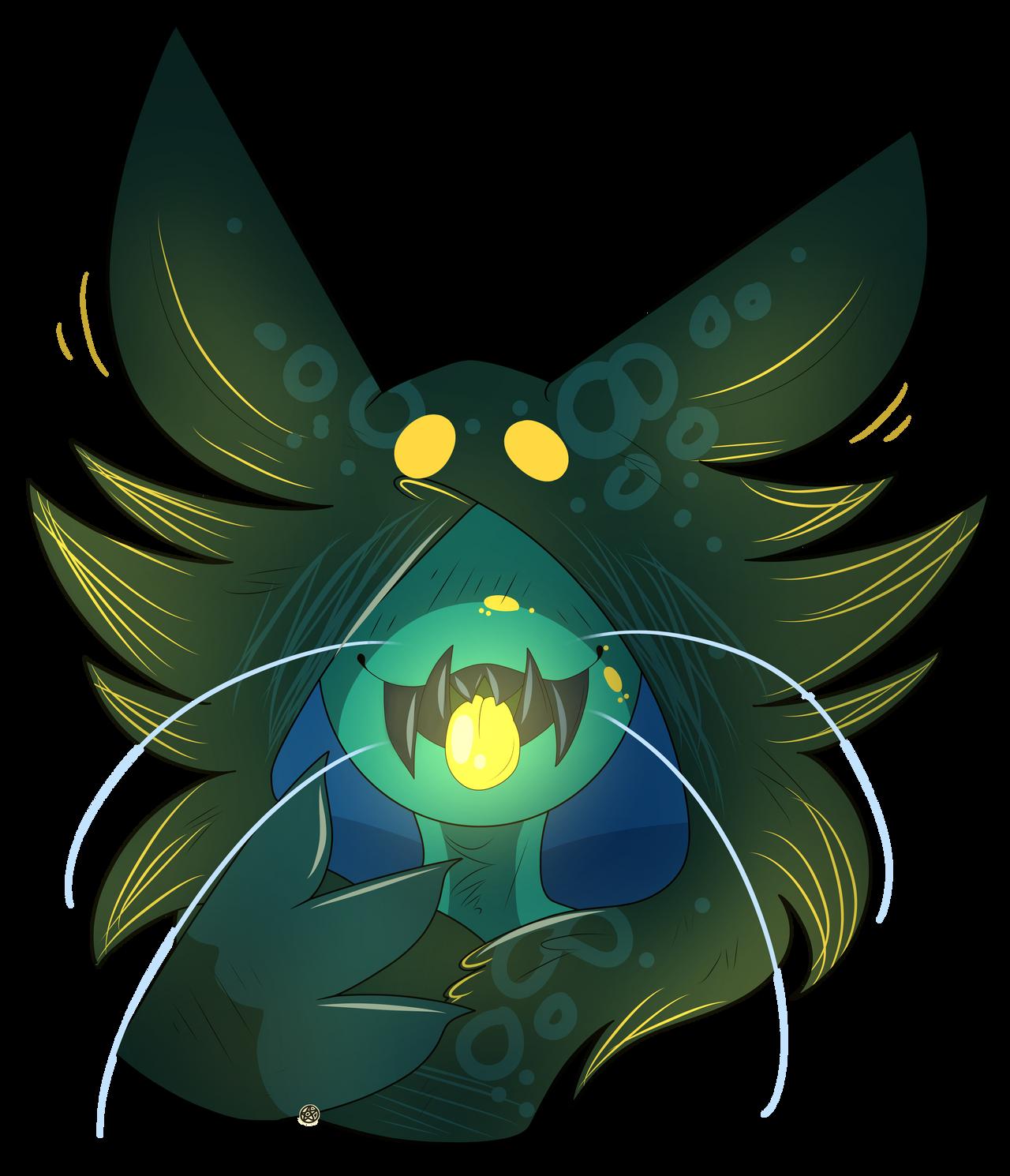 [Impims] Glowy Blep by joshiepopop