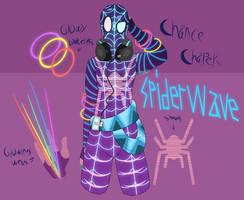 [Spiderverse] Spiderwave by joshiepopop
