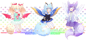 Wingupuff Auction - Rumcandy Collab 2 1/3 OPEN