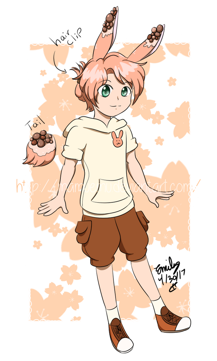 .MYO Sugarpom - Owen. by MamuEmu